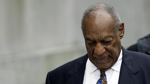 The 81-year-old comedian Bill Cosby in single cell