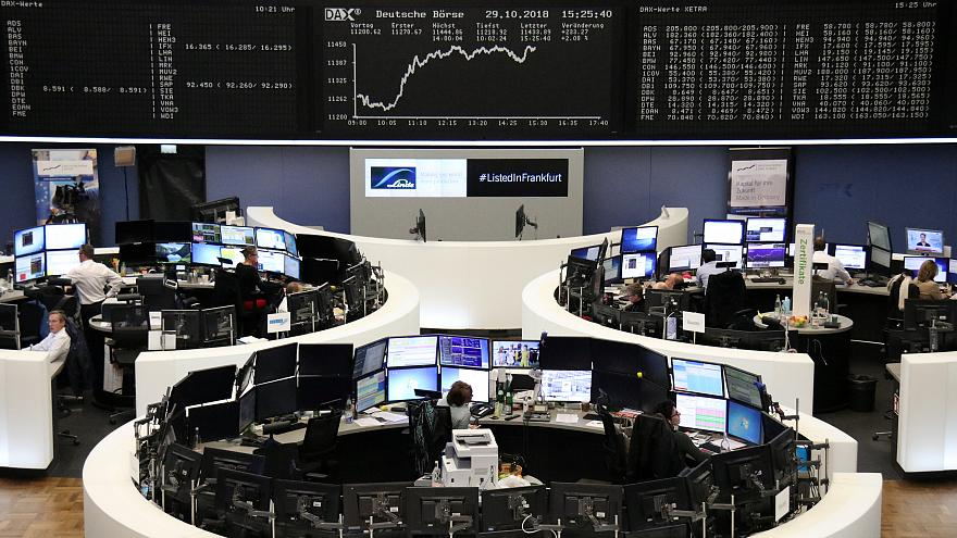 European shares rise as BP, Volkswagen beat expectations