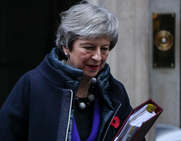 Theresa May's government branded a 'mess' after withdrawing claim Brexit deal will be signed within 3 weeks