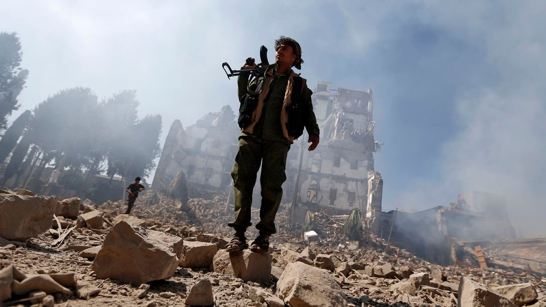 UK pushes for UN resolution to end civil war in Yemen