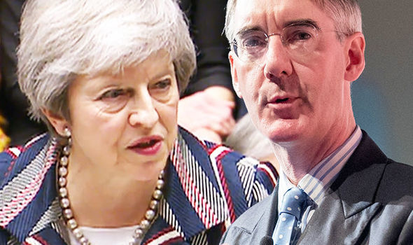 Brexit LIVE: Britain faces 'SURRENDER to EU' - May warned deal will NEVER get through
