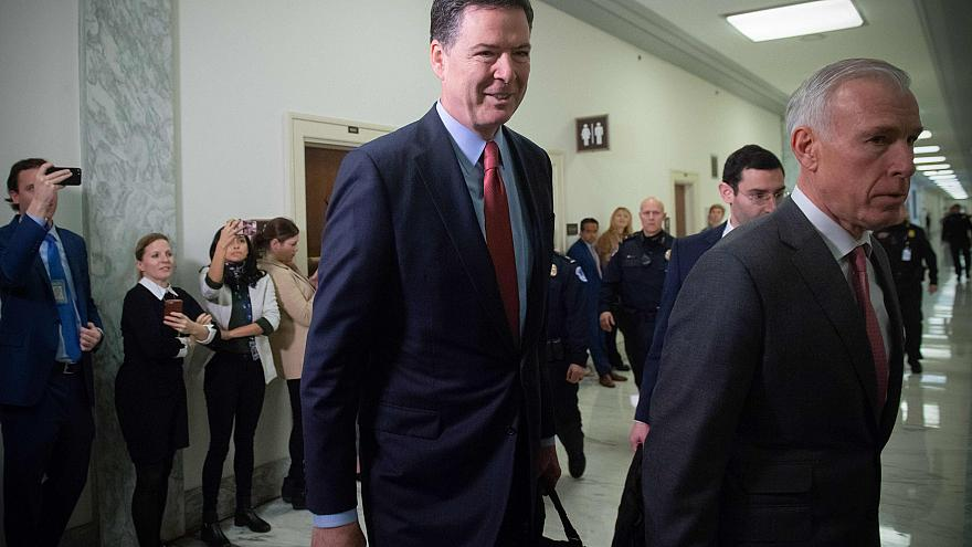 Comey to House Republicans: 'Stand up and speak the truth'