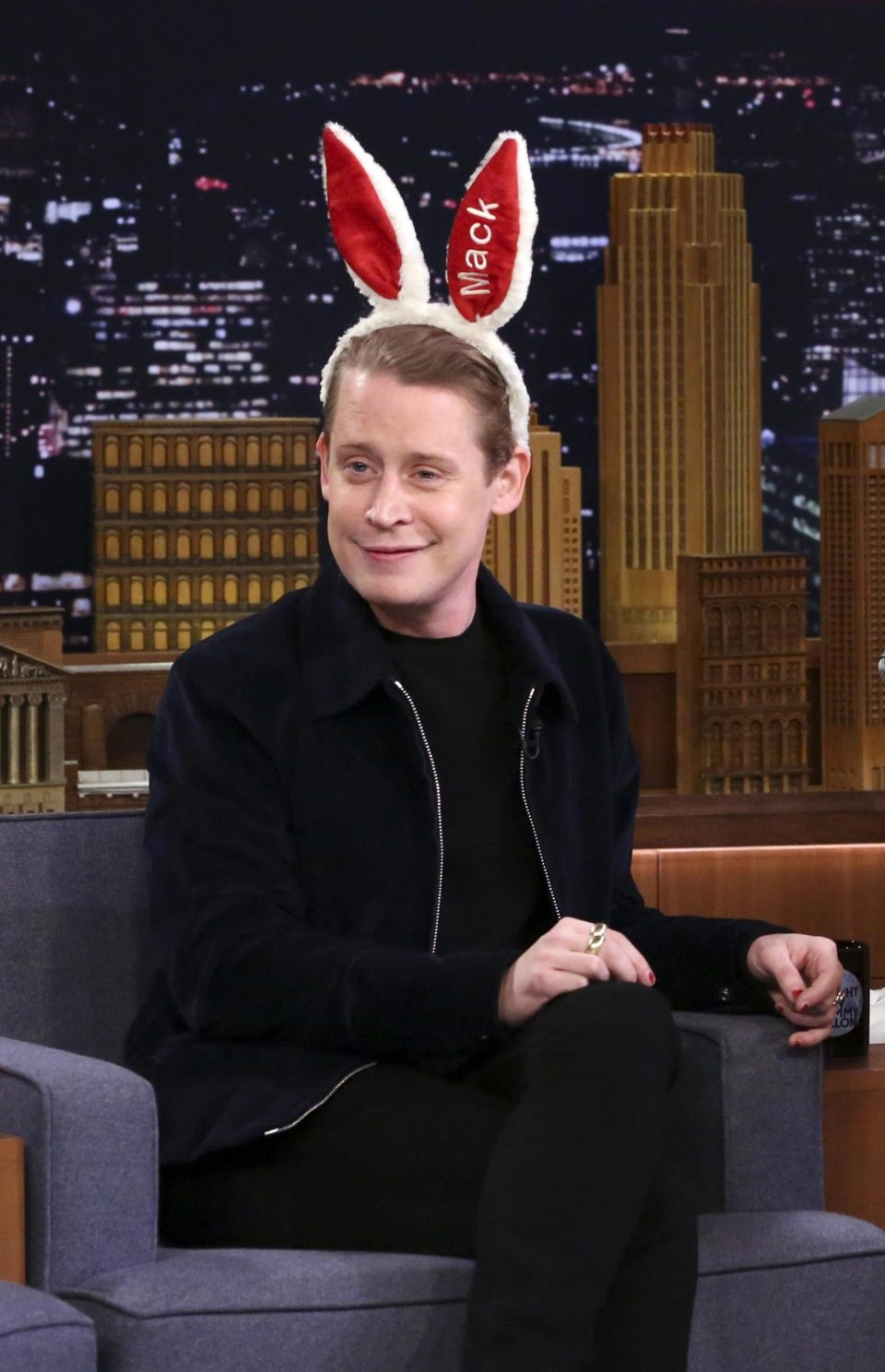MACAULAY Culkin has admitted he watches Home Alone with his girlfriend and mutters along to all his lines