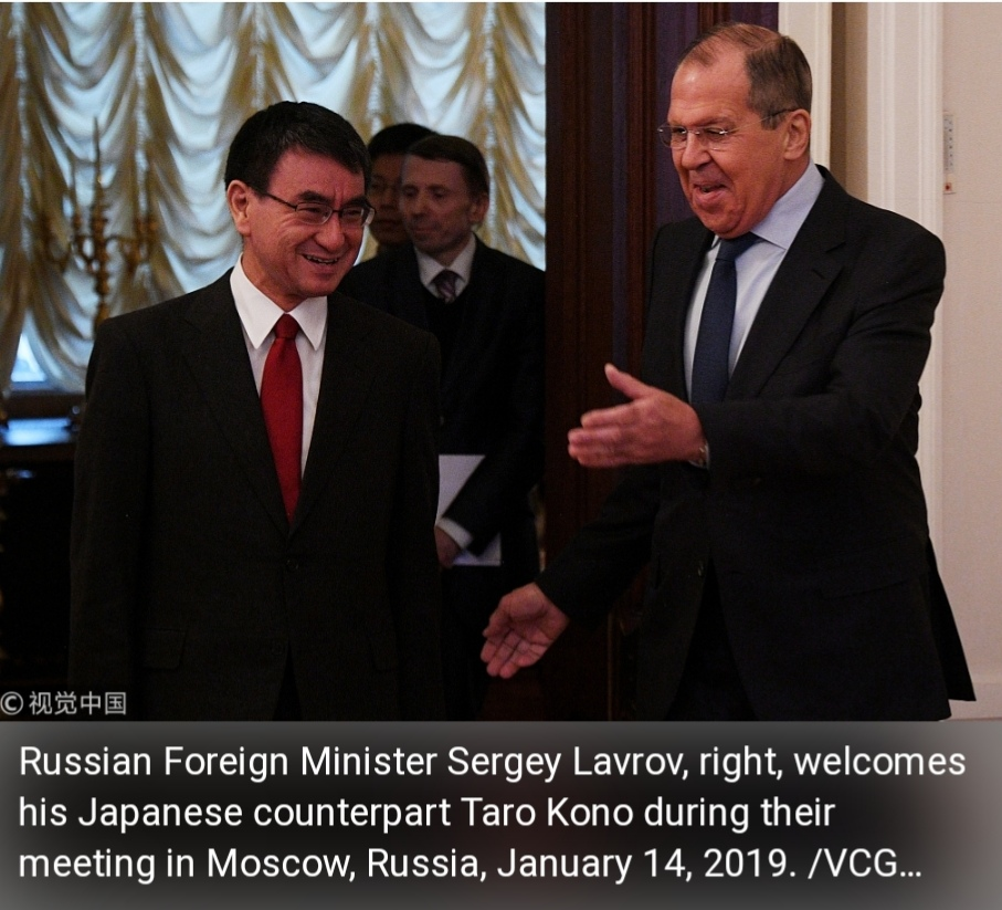 Tension builds up before Abe's visit to Russia