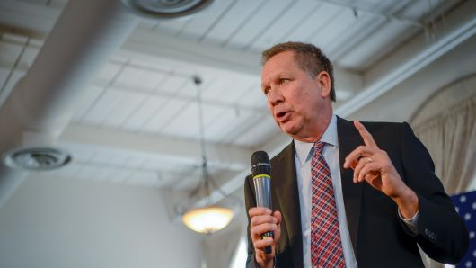 Republican John Kasich joins CNN as a contributor while he considers 2020 White House run