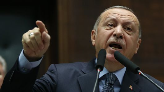 Turkey's Erdogan shuts down White House's Bolton on Syria, says he made a 'serious mistake'