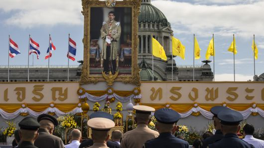 Thai princess apologizes after being disqualified from election race