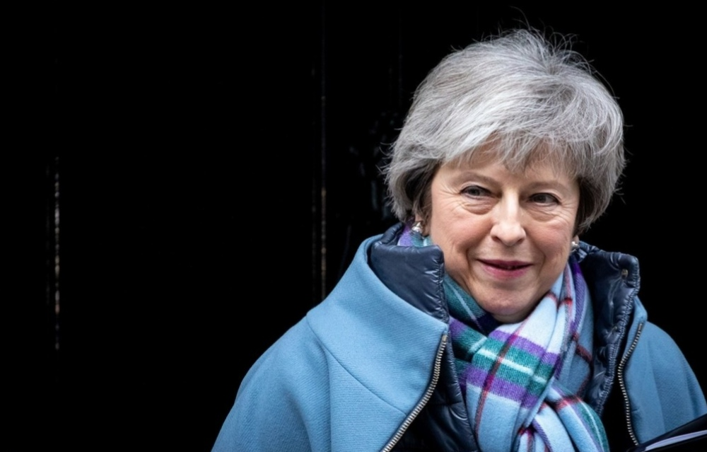 In search of a Brexit deal, British PM May to visit Brussels