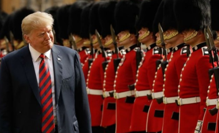 Donald Trump to visit UK in December for Nato summit