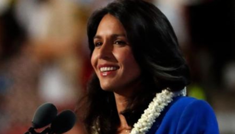 Tulsi Gabbard: 'Assad is not the enemy of the United States'