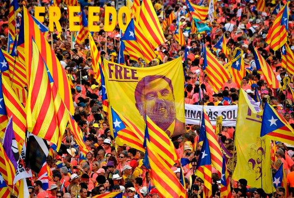 Catalan Separatists' trial: How they got here and what's next?