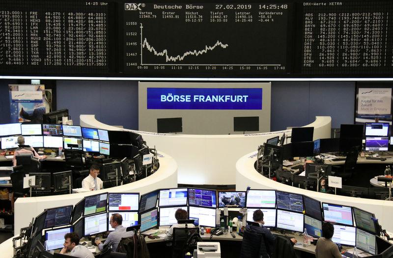 European shares pull back ahead of ECB meeting