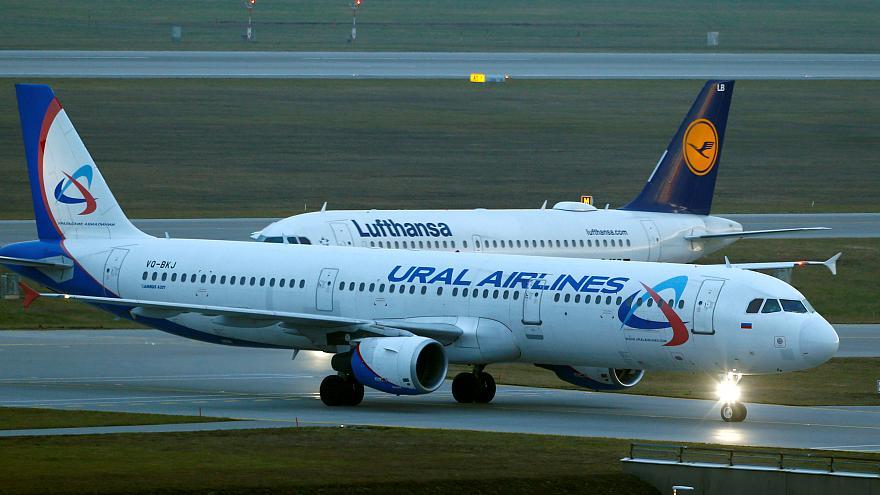 Russian passenger jet makes emergency landing in Baku over bomb threat