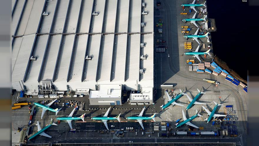 Boeing says it has corrected simulator software of 737 MAX jets