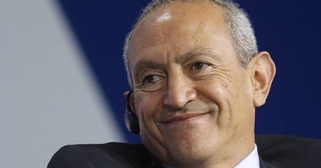 'Uncertainty is our middle name': Egyptian billionaire Nassef Sawiris isn't worried about trade war