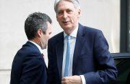 UK finance chief Philip Hammond to resign if Boris Johnson becomes next PM