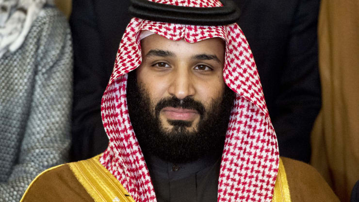 Oil will hit levels 'we haven't see in our lifetimes' if Iran isn't stopped, Saudi Crown Prince says