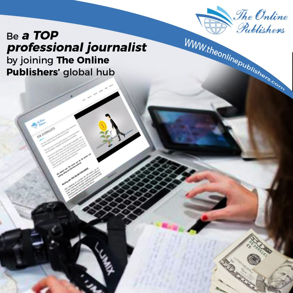 Top 5 Reasons to Become a Freelance Journalist