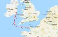 More than a dozen migrants found in back of lorry on ship travelling to Ireland