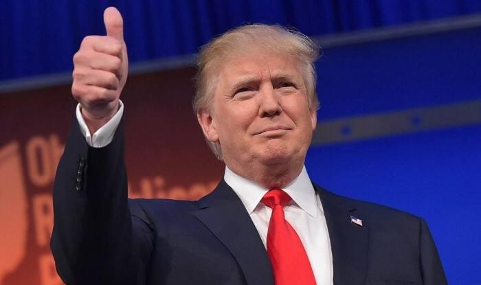 President Trump, American Savior!