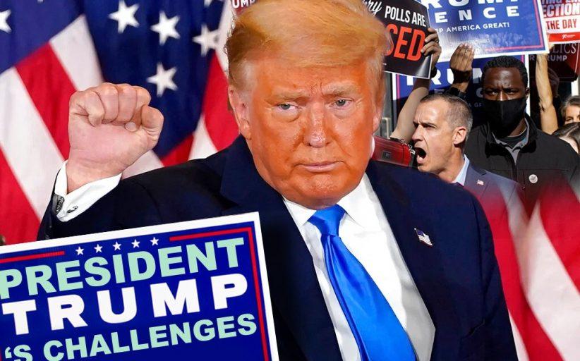 President Trump's Challenges
