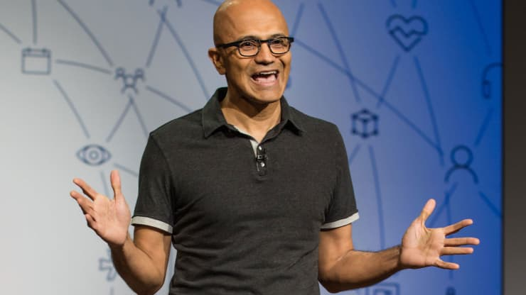 Microsoft reports 17% revenue growth as cloud business accelerates