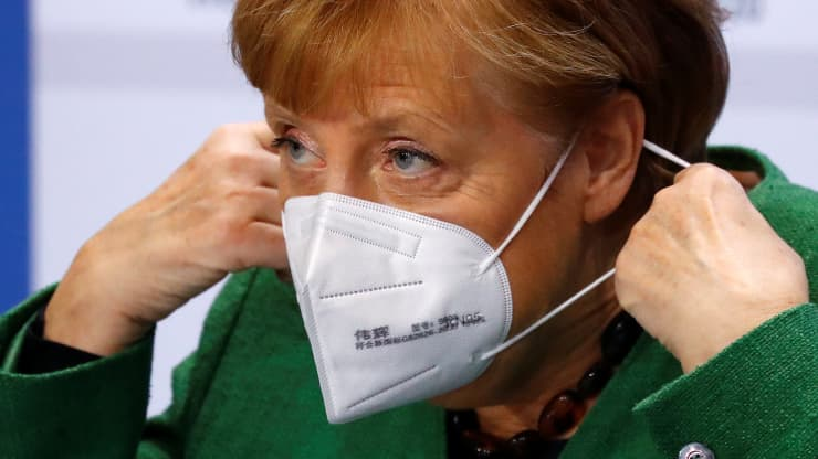 Germany's Merkel admits 'mistake' and reverses Easter lockdown