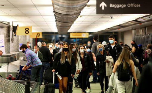 CDC chief warns of another Covid surge as Americans travel for spring break
